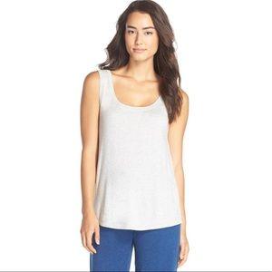 NWT UGG- Loungewear Clair Scoop Neck Tank Grey